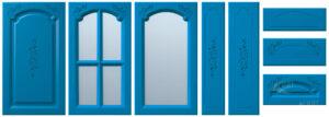 Виды фасадов Савона в пленке ПВХ фабрики СКАТ